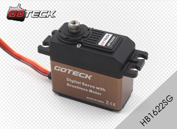 GS-5509MG 12KG Metal Gear Steering Servo for RC Helicopter Car Robot Model and Fixed-Wing Aircraft