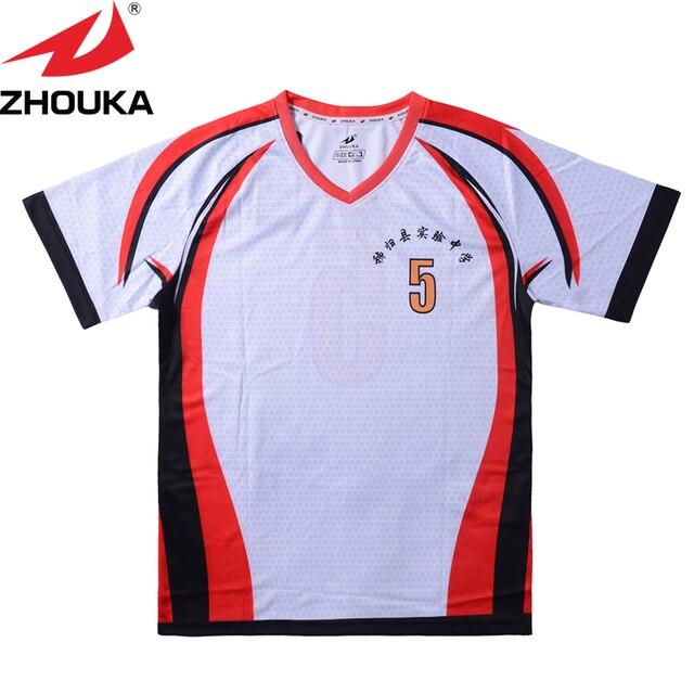 1a1bcc55fd878 A granel al por mayor camiseta blanca china de fútbol jersey barato de  uniformes de fútbol