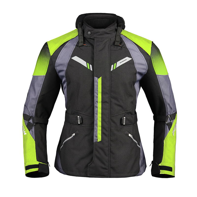 DUHAN Motorcycle Winter Jacket Men Waterproof Moto Racing Jacket motocross clothes Cordura Fabric motorbike apparel
