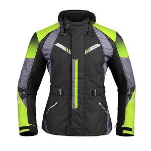 DUHAN Motorcycle Winter Jacket