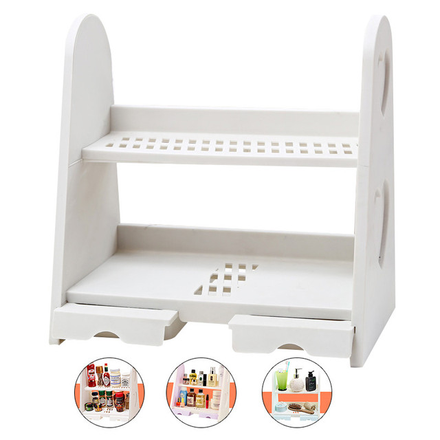 Household Decor Cosmetic Stationery Storage Racks Book Magazine Storage Shelf Desktop Decor Jewellery Case Storage Drawer  sc 1 st  AliExpress.com & Household Decor Cosmetic Stationery Storage Racks Book Magazine ...