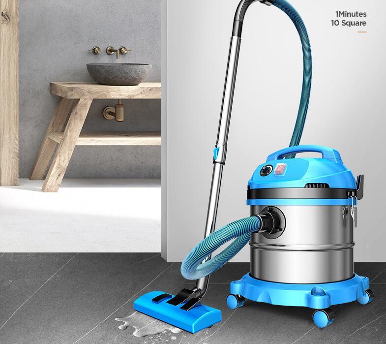 Household Vacuum Cleaner 1300W Wet & Dry Dust Catcher 20L Dust Cleaner JN202S-20L урна для мусора ksitex gba 20l 20l black