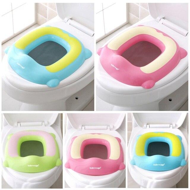 Babyyuga Baby Travel Folding Potty Seat Toddler Portable Toilet