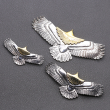 Pure 925 Sterling Silver Jewelry Eagle Charms Pendants For Men Thai Silver Birds Necklace Chain Fine Gift 658 pure 925 sterling silver jewelry eagle charms pendants for men and women thai silver birds necklace chain fine gift 651