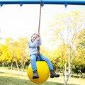 كبيرة سوينغ الكرة سوينغ مع سميكة حبل رياض الأطفال ملعب في الهواء الطلق داخلي الأطفال البالغين رياضة سوينغ