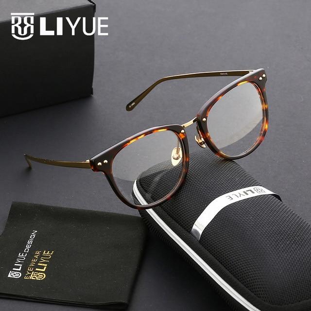 557d122dde6 High quality eyeglass frame eyewear optical frames eyeglasses for women  round frames eyeglasses men glasses frame