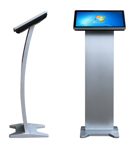 21.5 24 28 28 32 Inch Android Windows Led Lcd Tft Hd Floor Standing TV Pc All In One Touch Interactive Digital Signage
