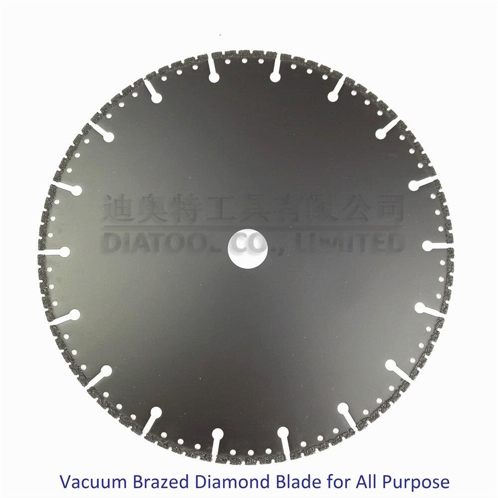 ФОТО 1pc 230mm Multi Purpose Vacuum Brazed Diamond disc 9