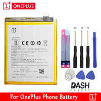 Jeden PLUS oryginalny wymienna bateria BLP571 BLP597 BLP613 BLP633 BLP637 dla OnePlus 5 5T 3 3T 2 1 1 + pakietu detalicznego darmowe narzędzia