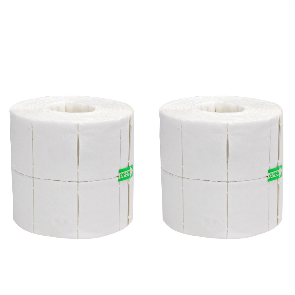 Aliexpress.com : Buy <b>500Pcs</b> or <b>300Pcs</b>/<b>Roll</b> White <b>Nail</b> Polish Gel ...