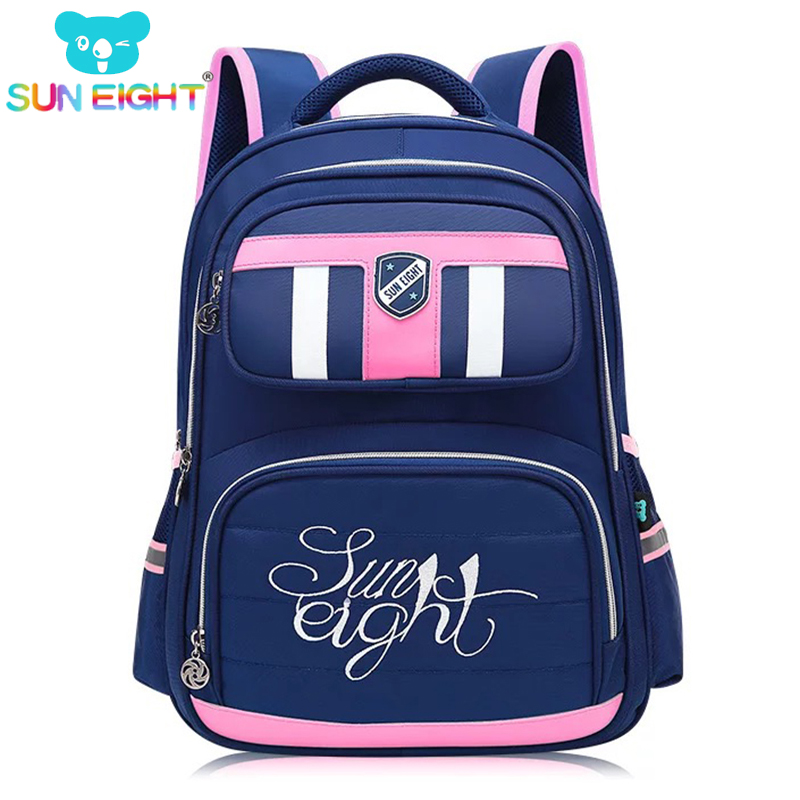 Fashion Girl School Bags Orthopaedic Girl/boy Backpack High Quality Children School Bags  Shoulder Bag for Gril and Boy