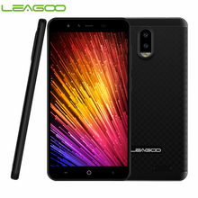 "LEAGOO Z7 4G Smartphone 5.0"" Android 7.0 Quad Core 3000mAh 1GB RAM 8GB ROM Dual Rear Camera Dual SIM Mobile Phone(China)"
