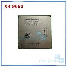 AMD Phenom X4 9650 X4-9650 Настольный четырехъядерный 2,3 ГГц Процессор HD9650WCJ4BGH гнездо AM2 +/940pin