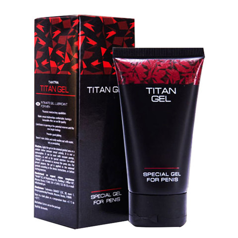 2pcs Russian Titan Gel Original Dick Enlargement for Man Lasting Erection Sex Products Help Penis Thickening Growth Delay Cream Lahore
