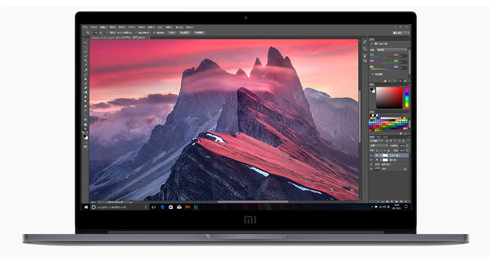 HTB1 AJ2laagSKJjy0Fgq6ARqFXac - Xiaomi Mi Notebook Air Pro 15.6'' Intel Core i5-8250U / i7-8550U CPU Nvidia GeForce MX150 8GB 256GB SSD Xiaomi Laptop Windows 10