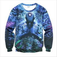 Brand Men Sweatshirt Labs Autumn Winter 2017 New Fashion Hoodies Cool Streetwear Tracksuit High Quality 3XL