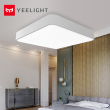 Original Yeelight สมาร์ทสแควร์ LED เพดาน PLUS สมาร์ท Voice/สมาร์ท APP ควบคุมสำหรับห้องนอนห้องนั่งเล่น