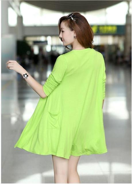 New Fashion Women brand Cardigan Sweater Poncho Lady Long sleeve Casual Slim 100% Cotton Solid female Knitwear Coat Kimono D150 4