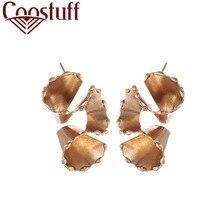 New Arrival Gold Women Earrings Stud Vintage Jewelry Silver Wholesale Dangle pendientes brincos Hotsale earrings for