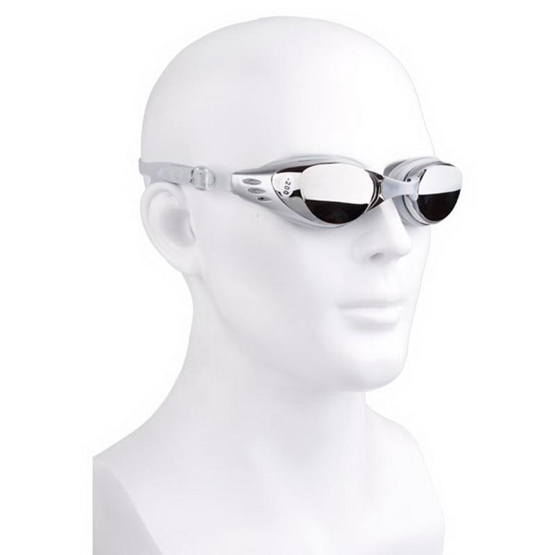 близорукость плавательные очки
