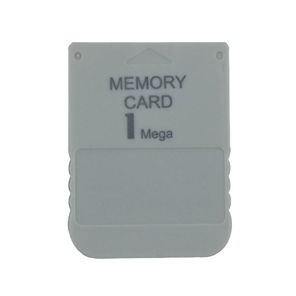 Tarjeta de ahorro de memoria para Playstation One, 1MB, 1M, de alta calidad, para PS1, PS 1, PSX