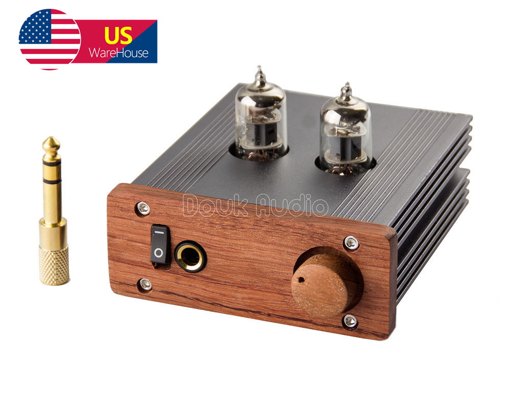 Nobsound MIni 6J1 Tube Amplifier Audio HiFi Pre-Amplifier Single-ended Class A Stereo Amp l passam gold field effect transistor audio power amp single ended class a 2 25w hifi amplifier