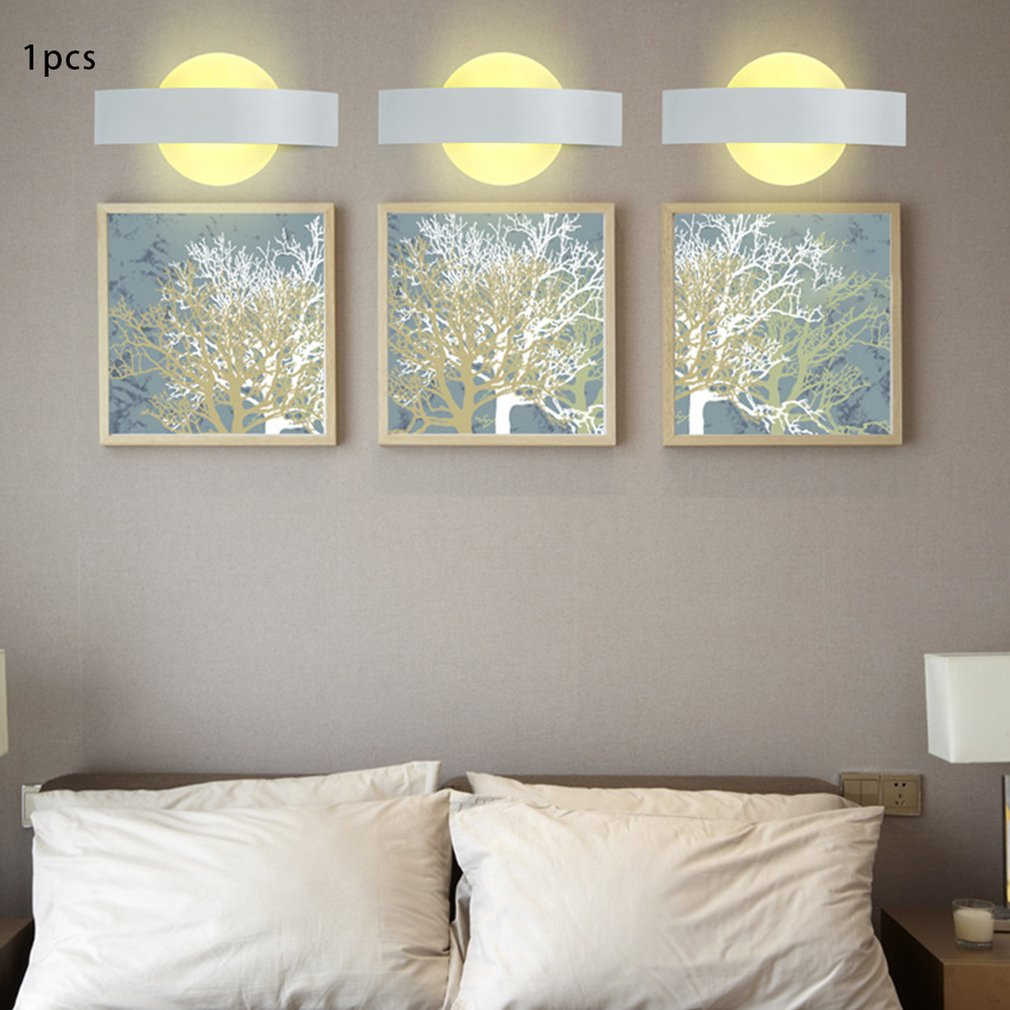Modern Design Moon Acrylic Wall Light Led Indoor Wall Lamps Led Wall Sconce Lamp Lights for Bedroom Living Room Stair Drop ShipModern Design Moon Acrylic Wall Light Led Indoor Wall Lamps Led Wall Sconce Lamp Lights for Bedroom Living Room Stair Drop Ship