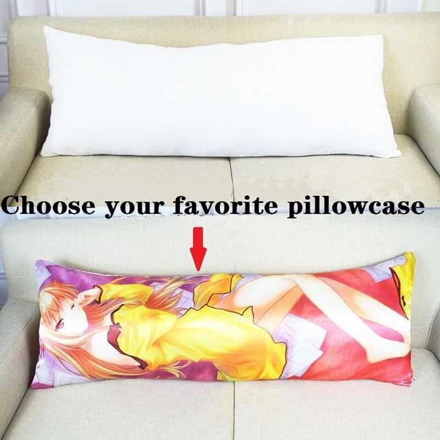 Cute Long Pillow for Sleeping 5