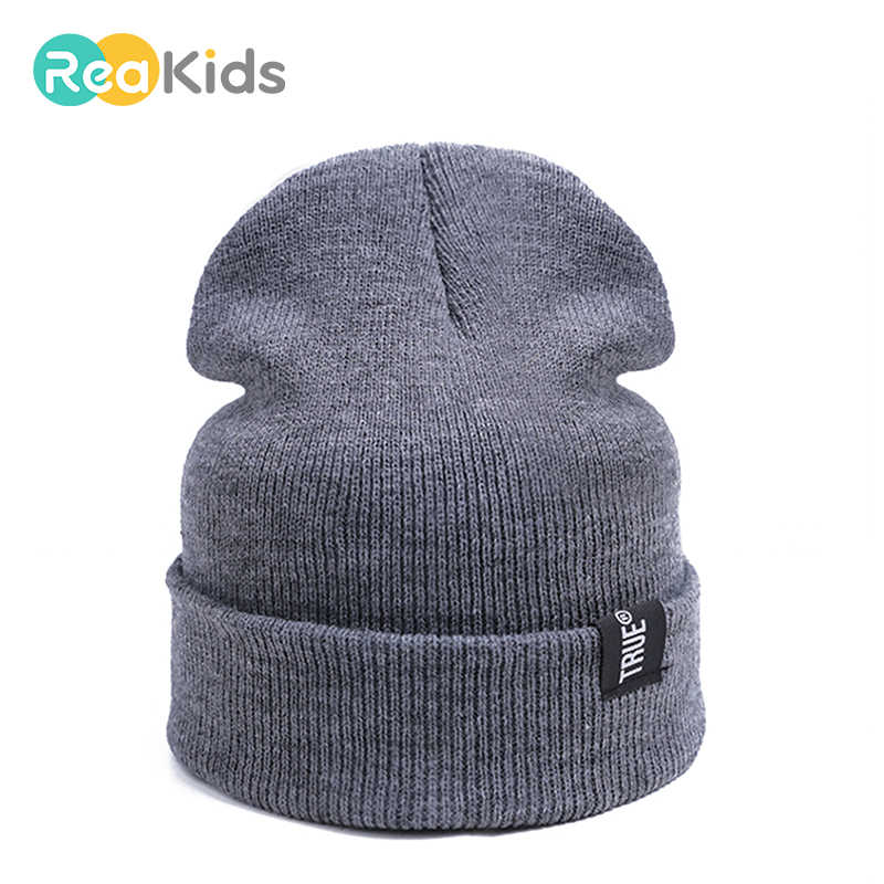 932584146 Detail Feedback Questions about REAKIDS Baby Hats Knitted Autumn ...