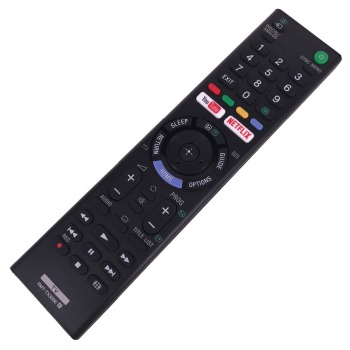 NEW remote control For SONY TV RMT-TX300E KDL-40WE663 KDL-40WE665 KDL-43WE754 KDL-43WE755 KDL-49WE660 KDL-49WE663 new replace rmt tx202p remote control for sony lcd smart tv rmt tx300p kd 55x9305c kdl 55w805c 55w808c kdl 50w755c kd 55x8509c