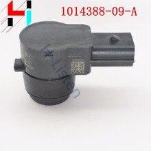 (4pcs)Free shipping!1014388-09-A 0263023009 Wireless Car Parking Sensor PDC Sensor for Tesla S 70 S P85D S 85D S 90 Lamborghini