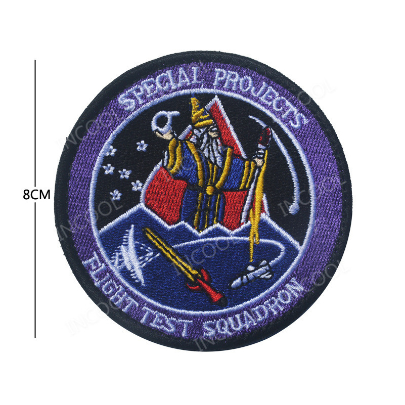 Aliexpress.com : Buy Embroidery Patch Flight Test Squadron