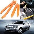 Car-styling 4 Unids Car Radio Door Panel Eliminación Del Ajuste Audio Instalador Pry Herramientas de Oto Teypleri Cabina Para El Coche accesorios