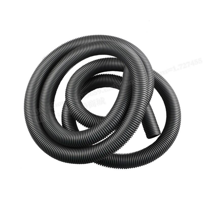 2m High Temperature Flexible Diameter 35mm To 42mm EVA air Hose / expandable hose For Vacuum Cleaner parts