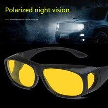Polarized Night vision Goggles brand Design driving Day and Sunglasses Myopia Glasses mirror to Reduce Glare