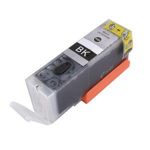 Image 3 - PGI 450 kit di Ricarica di inchiostro Per Canon PIXMA IP7240 MG5440 MG5540 MG6440 MG6640 MG5640 MX924 MX724 IX6840 stampante pgi450 cartuccia di inchiostro