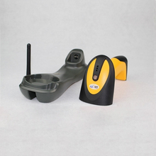 Фотография  CCD Image Wireless Barcode Scanner portable Bar code Reader gun with storage