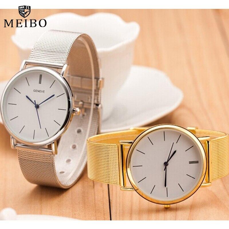 Металлические женские копии часов