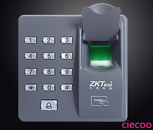 ФОТО  standalone fingerprint Access Control With Dustproof fingerprint access control door control X6