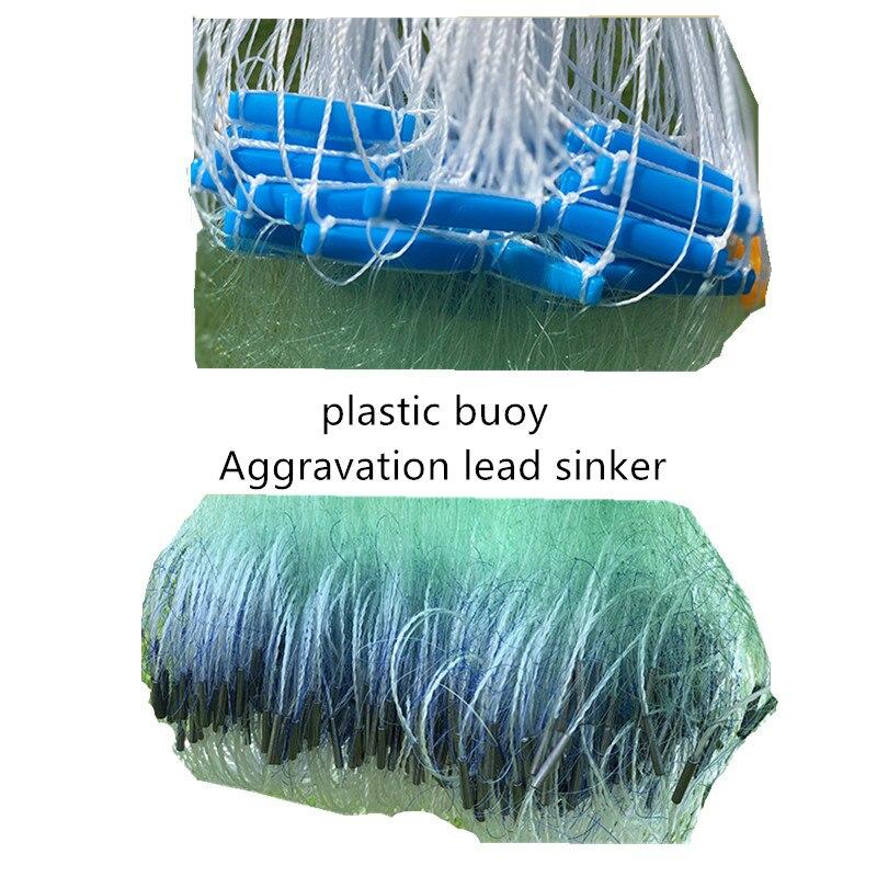 de pesca rede de emalhar de pesca