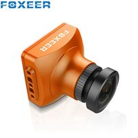 Original FOXEER Seta V3 2.5mm 600TVL HAD II CCD PAL/NTSC IR Bloco Mini Câmera FPV OSD Embutido MICROFONE VS RUNCAM Rápido Águia 2 Cam