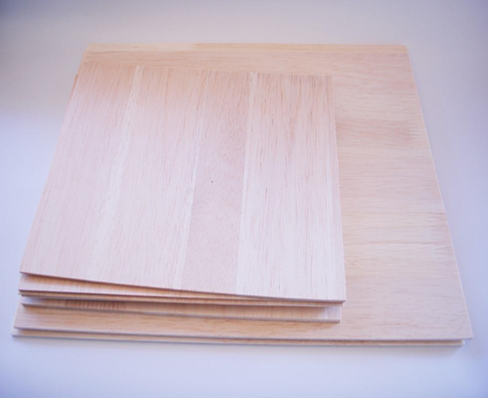 AAA + hoja de madera de balsa capa de madera rompecabezas de tamaño - Juguetes con control remoto - foto 3