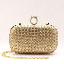 Neue Mode Strass Abend Partytüten Funkelnden Frauen Clutch Frauen Luxus Handtaschen