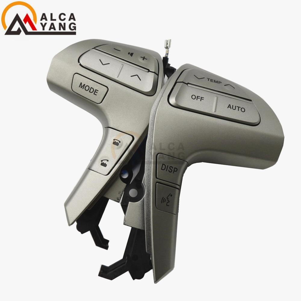 ホイールのオーディオコントロールボタン Malcayang 84250-0E220 Natural 3