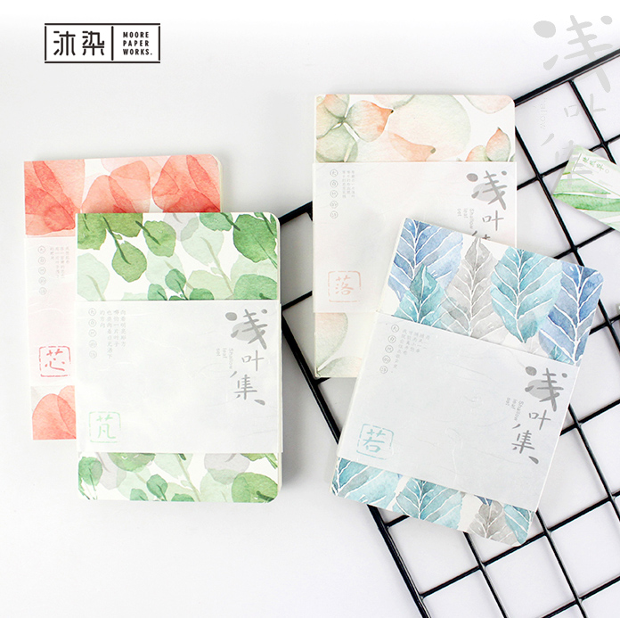 BLINGIRD MUJI style Japanese creative 160pages Diary book notebook Journaling school supplies traveler's filofax