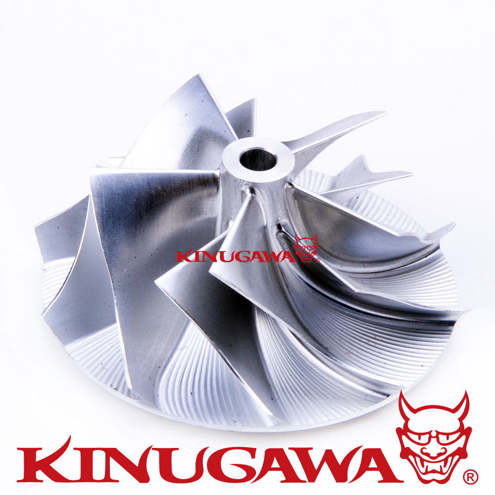 Kinugawa Turbo Billet Compressor Wheel 46.02/58mm 5+5 for VOLVO S70 / for SUBAR Liberty GT TD04HL-19T