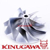 Kinugawa Turbo Billet Compressor Wheel 46.02/58mm 5+5 for VOLVO S70 / for SUBAR Liberty GT TD04HL 19T
