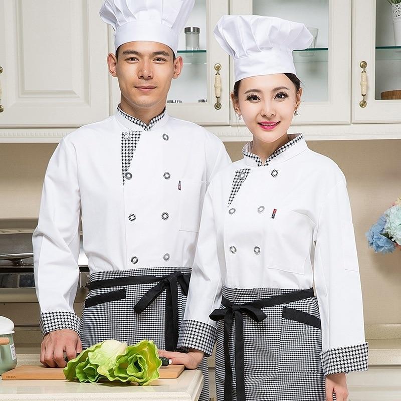 Aliexpress.com: Comprar Nuevo Uniforme del Cocinero Chefs