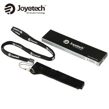 Joyetech eCom Leather Case E-cigs Joyetech eCom Lanyard Carrying Pouch Pocket for Joyetech eCom Starter Kit 100% Authentic
