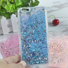 For Oppo A83 Case Fashion Glitter Bling Dynamic Quicksand Liquid Back Case Cover For Oppo A83 Case Shell Coque Capa Fundas